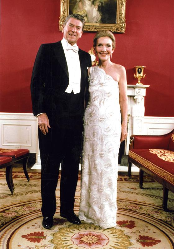 Nancy Reagan | National Museum of American History