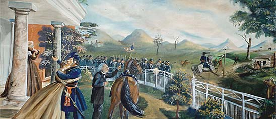 Panorama of the Army of the Cumberland