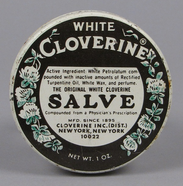 White Cloverine Salve