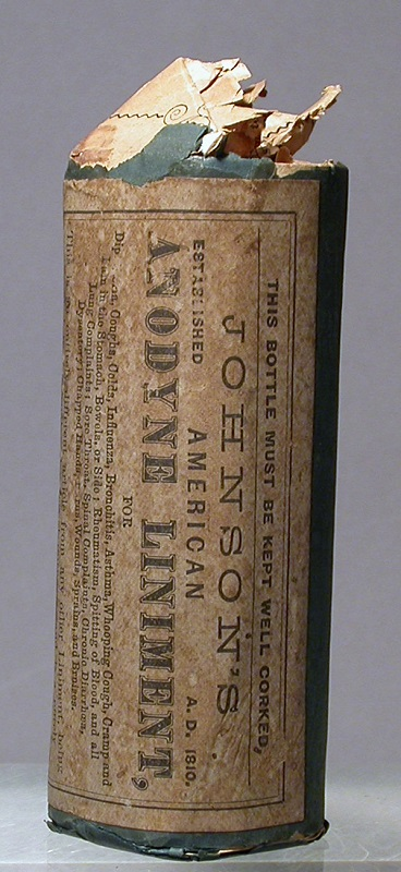 Johnson's American Anodyne Liniment