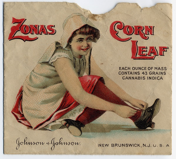 Zonas Corn Leaf packaging
