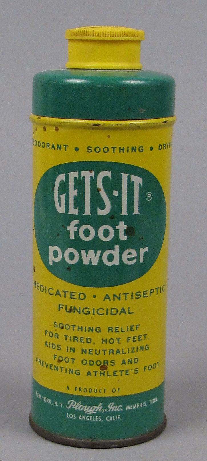Gets-It Foot Powder