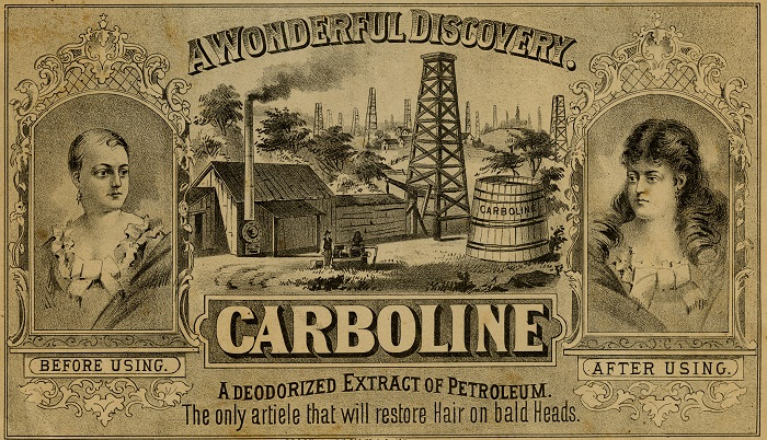 Carboline advertisement