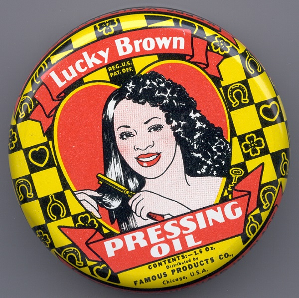 Lucky Brown Pressing Oil