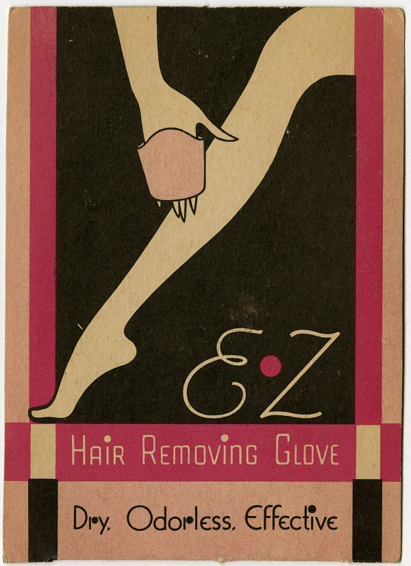 E-Z Hair Removing Glove