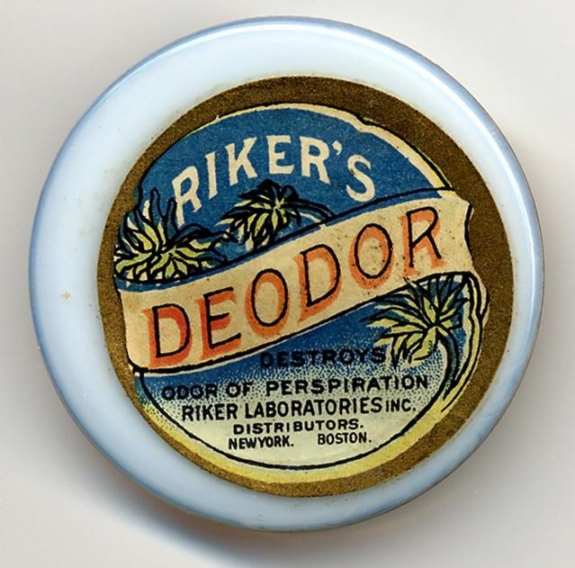 Riker's Deodor