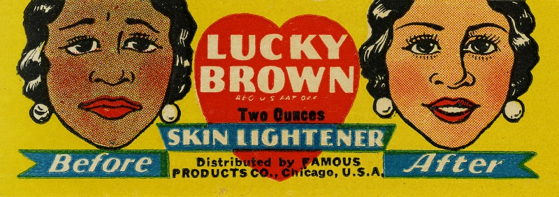 Lucky Brown Skin Lightener