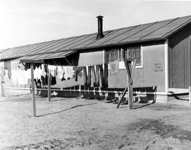 Granada War Relocation Center, December 9, 1942
