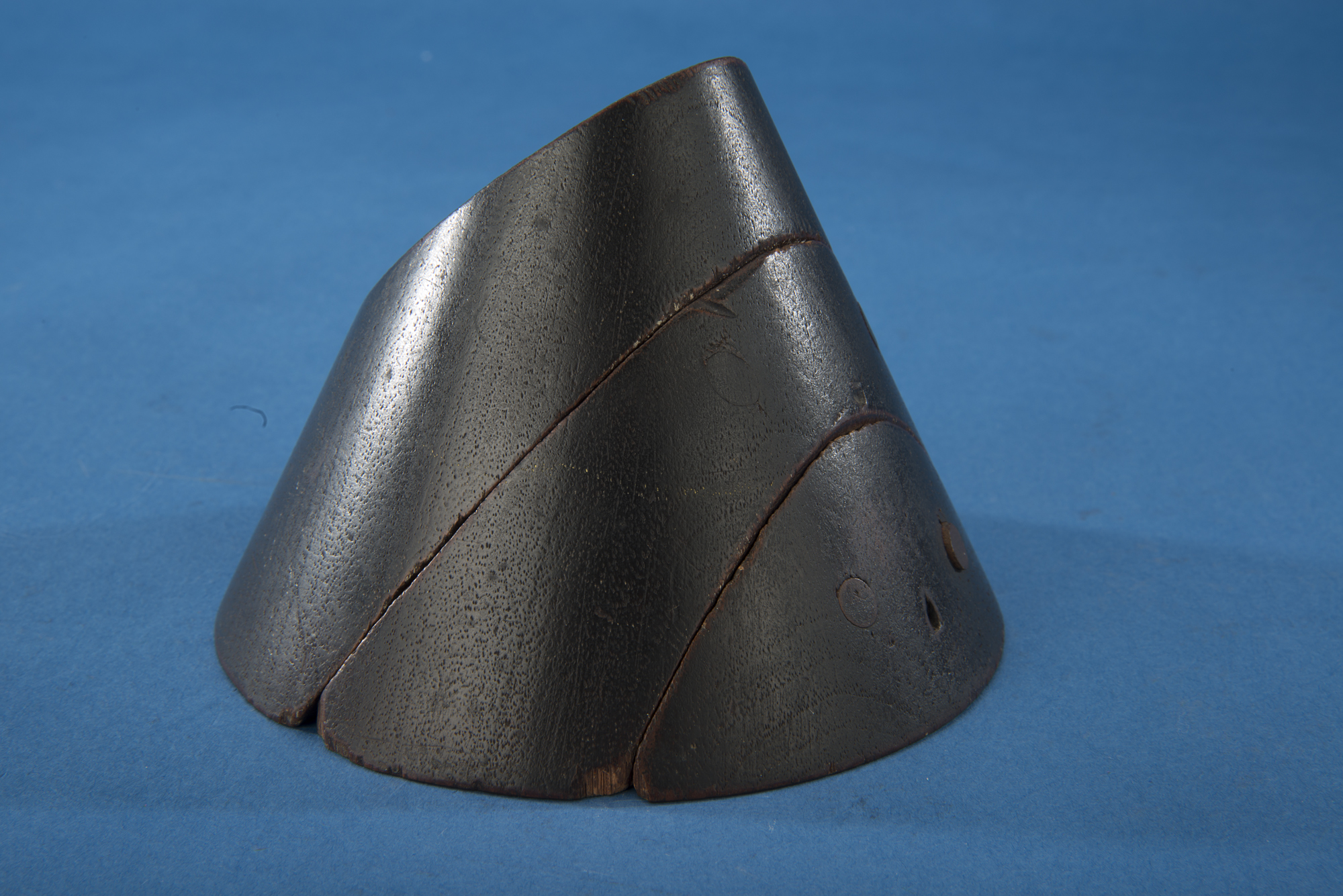 Model of a Cone Cut by Planes to Form Conic Sections, Parabola