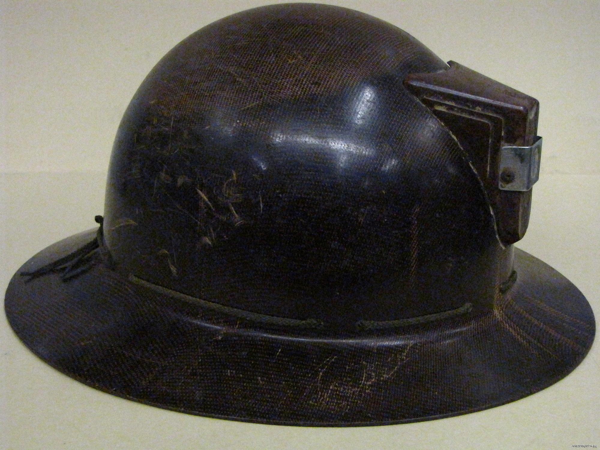 Wolf Mine Safety Lamp Hard Hat