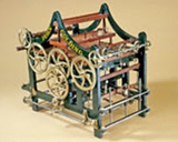 Textile and sewing machine models