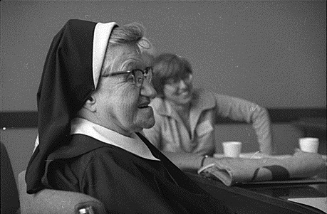Image of Sister Elizabeth Frisch