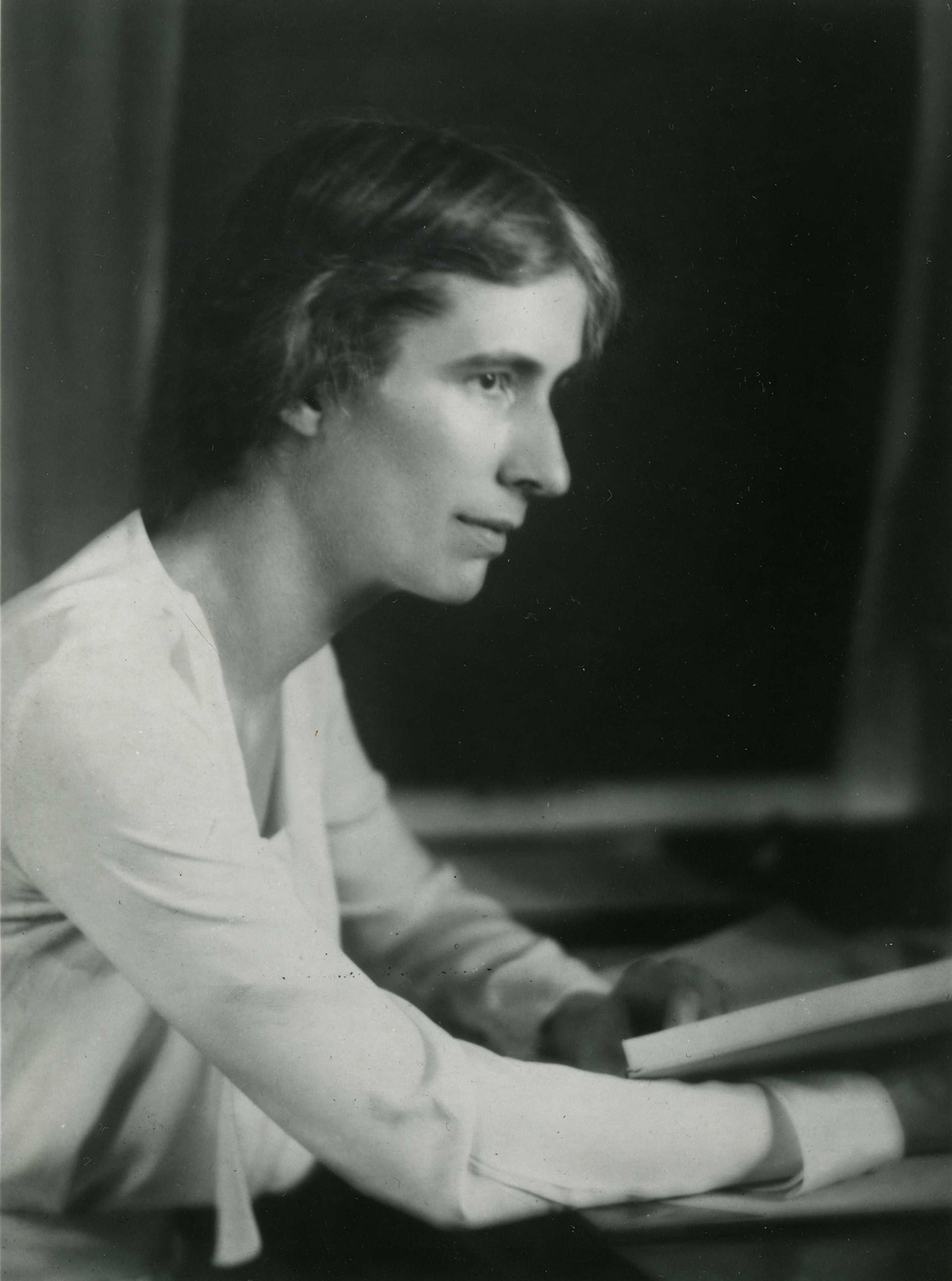 Olive C. Hazlett. Photograph courtesy of LHM Institute.