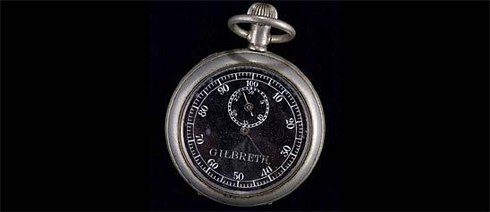 Gilbreth Stopwatch