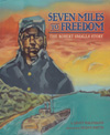 Seven Miles to Freedom book cover.