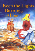 Keep The Lights Burning, Abbie book cover.
