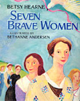 Seven Brave Women book cover
