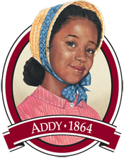 Portrait of Addy
