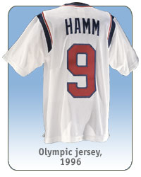 Olympic jersey, 1996