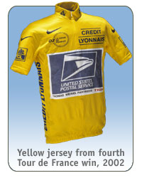 YELLOW JERSEY DALAM TOUR DE FRANCE
