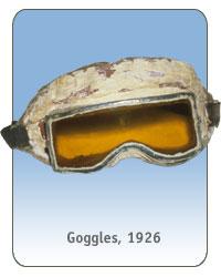 Goggles, 1926