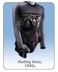 Skating dress, 1990s