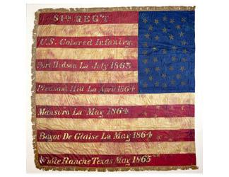 nmah the flag in the civil war